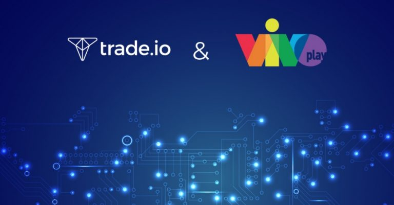 VIVOplay Partners with trade.io in Launching Latin America's First Blockchain-Powered Native Platform | CCG