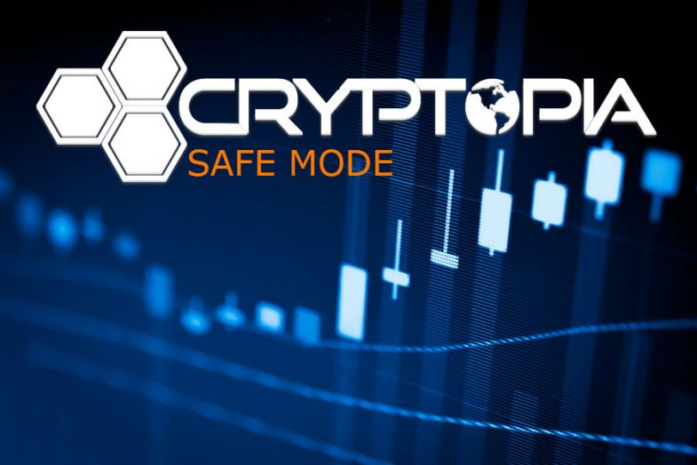 Cryptopia exchange back in business but in safe mode | CCG