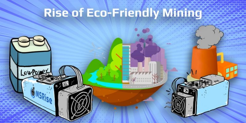 Rise of Eco-Friendly Mining