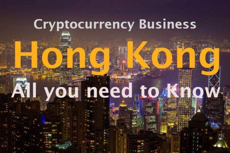 hong kong cryptocurrency trading