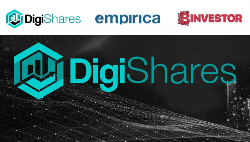 DigiShares and Empirica Finland to Join Forces on Investor Community Platform | CCG