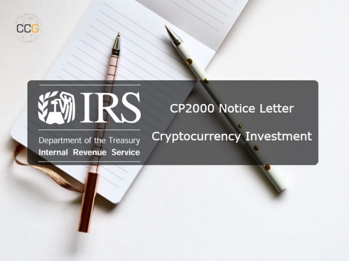 US: IRS is sending additional CP 2000 notice letters to cryptocurrency investors