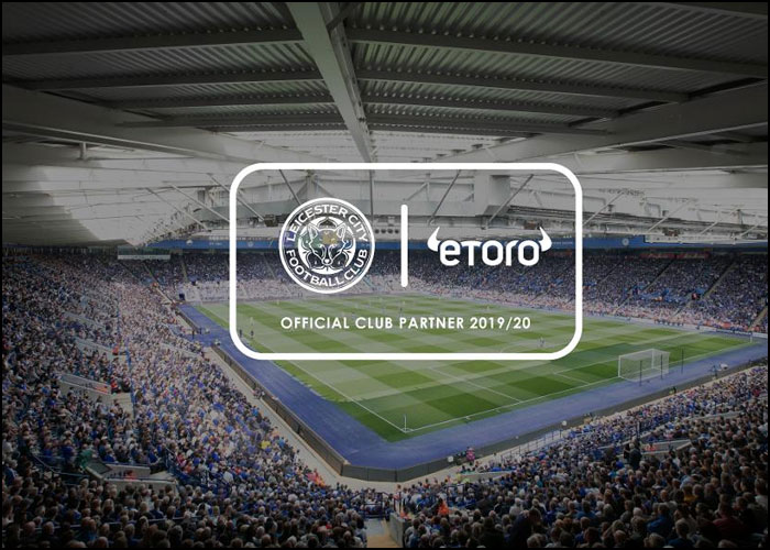Leicester City FC Renews Bitcoin Advertising Deal With EToro