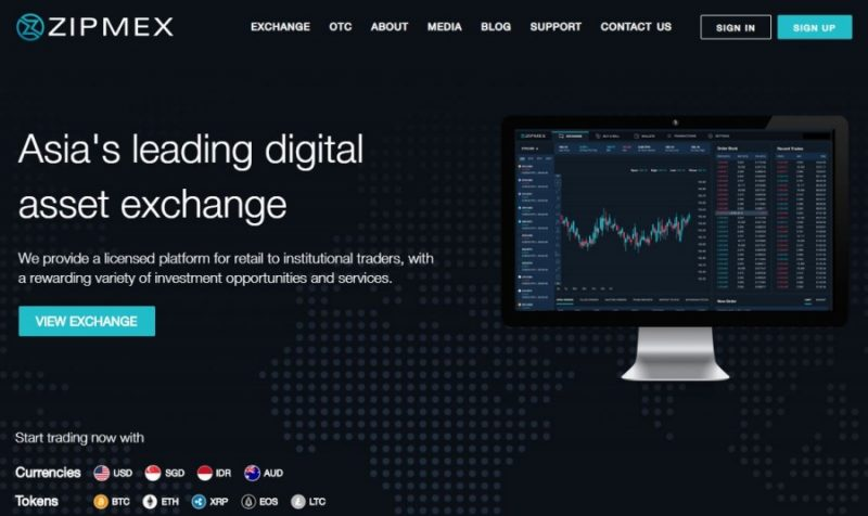 Singapore-headquartered crypto exchange Zipmex expands Asia-Pacific footprint | CCG