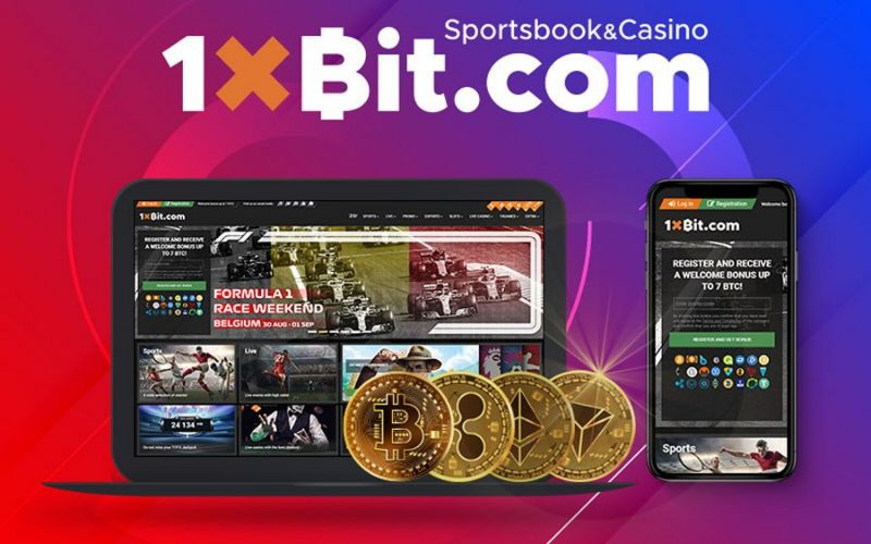 1xBit.com: Meet A Superior Cryptocurrency Sportsbook and Casino | CCG