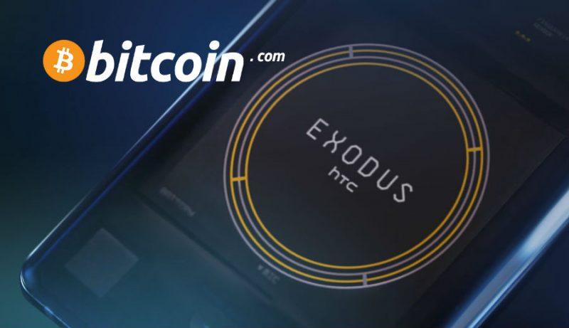 Bitcoin.com Announces Partnership With HTC | CCG