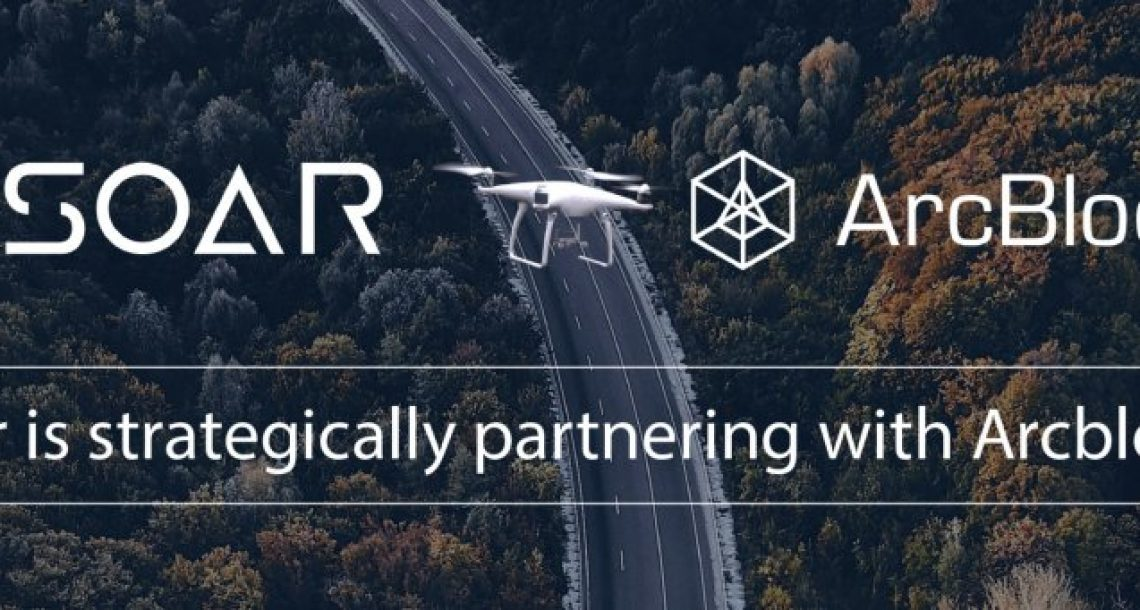 ArcBlock Announces New Partnership with Soar to Support Development of Their Blockchain-Based Super Maps
