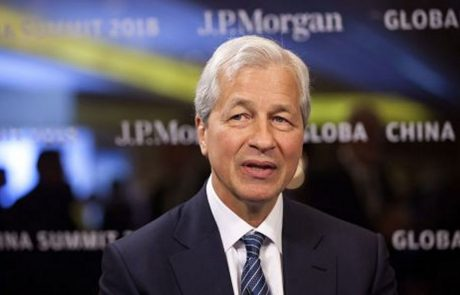 The first cryptocurrency created by a major U.S. bank is here, and it's from J.P. Morgan Chase