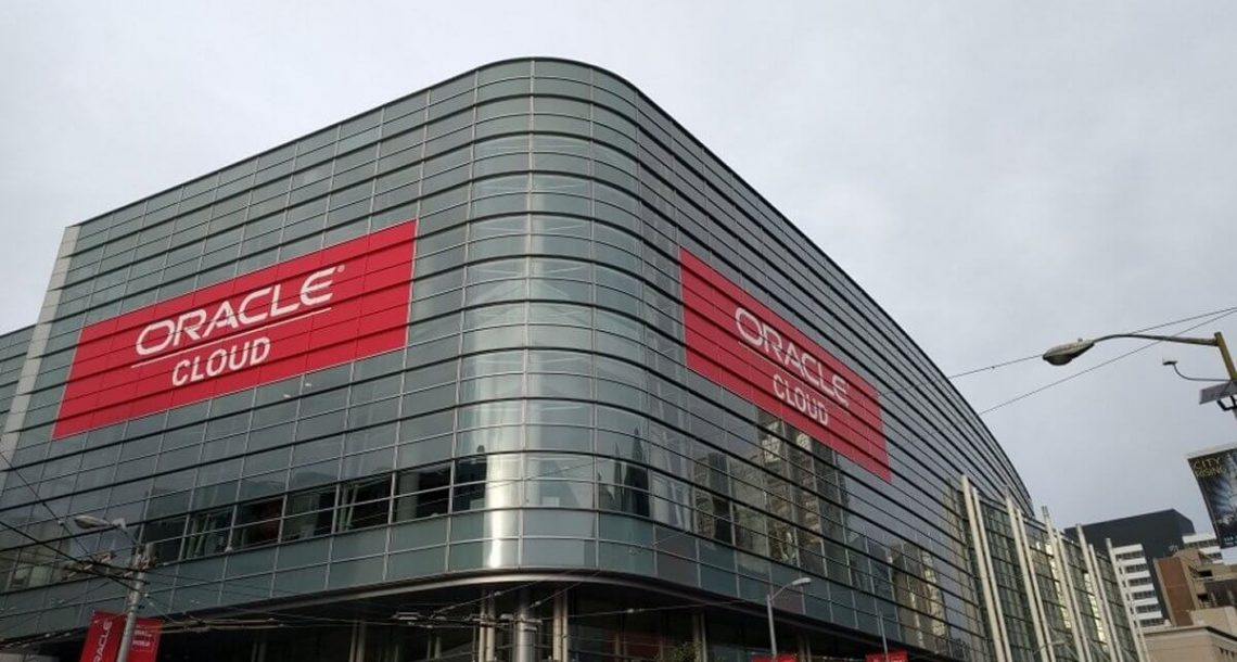 Oracle unveils Blockchain Cloud Service