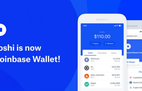 Toshi is now Coinbase Wallet