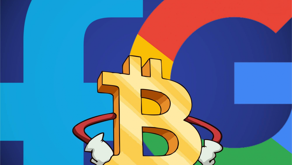 Cryptocurrency, the Main Power Distribution Tool in a social Economy Powered Google and Facebook