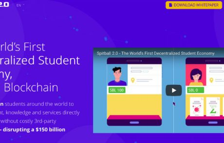 Spitball launches new tokenized Student Economy to transform global education market