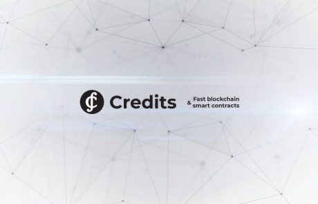 Credits showcases over a million transactions per second, so far unreachable for any other blockchain platform