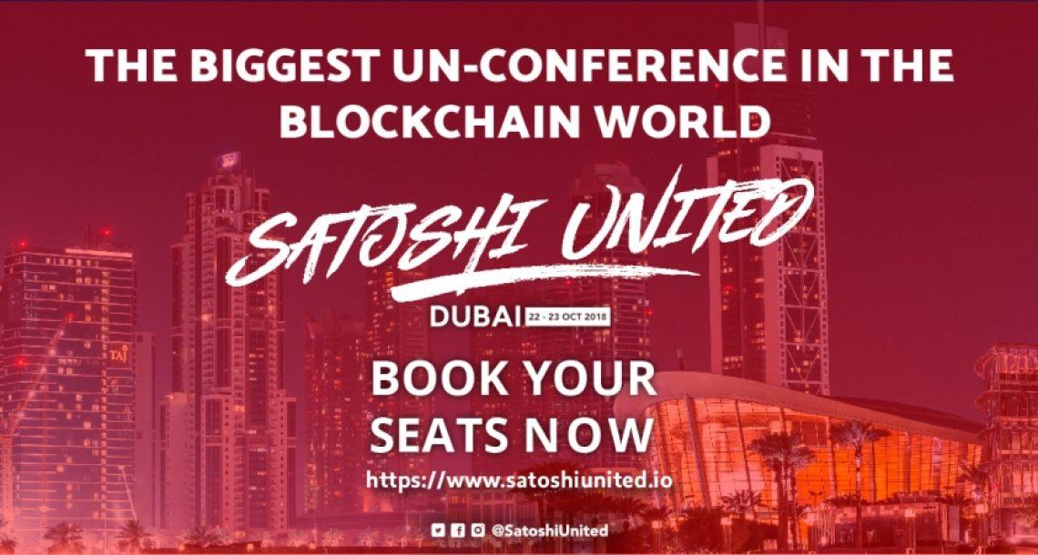 Satoshi United – The biggest UnConference in the blockchain world