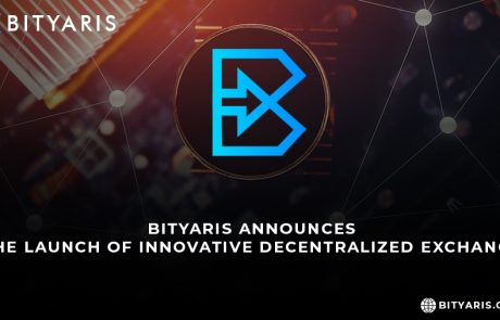 Bityaris Announces the Launch of Innovative Crypto Exchange