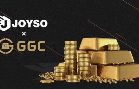 JOYSO launched gold pegged cryptocurrency, GramGold Coin, to provide alternatives to trading crypto assets
