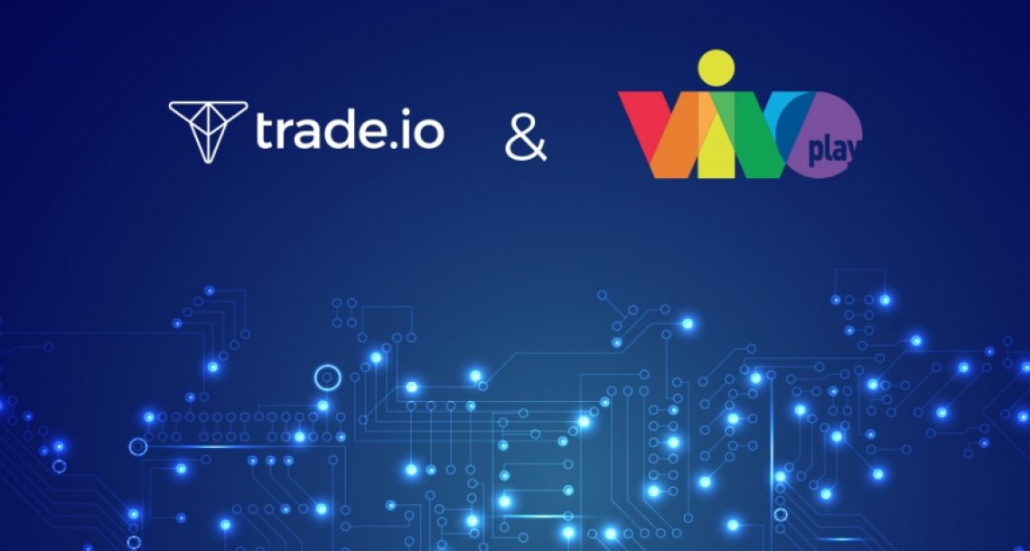 VIVOplay Partners with trade.io in Launching Latin America's First Blockchain-Powered Native Platform