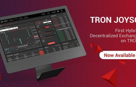 TRON JOYSO, the First Hybrid Decentralized Exchange for TRON, Set to Launch this Month