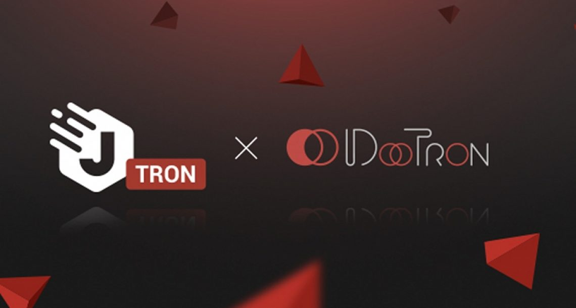 TRON JOYSO becomes the first to list DOO token