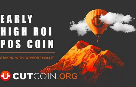 CUTcoin: anonymous cryptocurrency based on PoS consensus