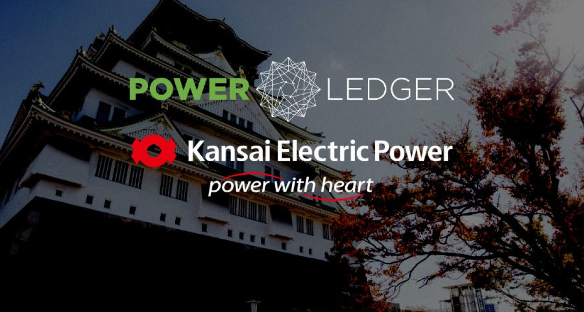 Power Ledger and KEPCO bring P2P energy trading to Osaka, Japan