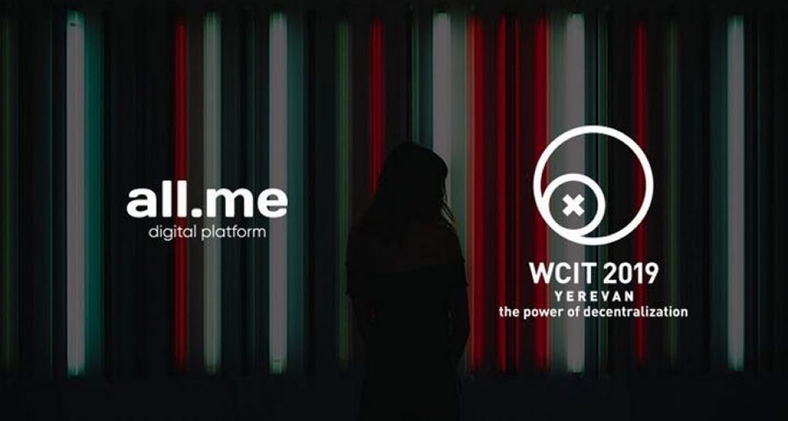 all.me digital platform becomes WCIT 2019 Special Partner