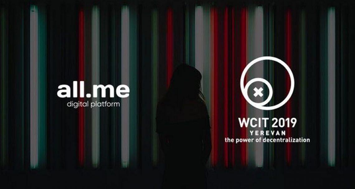 all.me digital platform becomes WCIT 2019 Special Partner