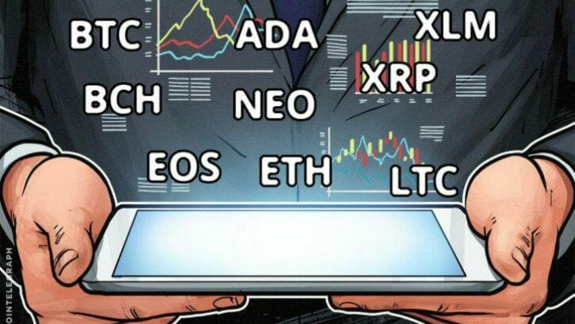 Bitcoin, Ethereum, Bitcoin Cash, Ripple, Stellar, Litecoin, Cardano, NEO, EOS: Price Analysis, February 14 2018