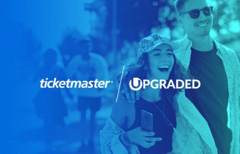 Ticketmaster acquires blockchain tech company Upgraded
