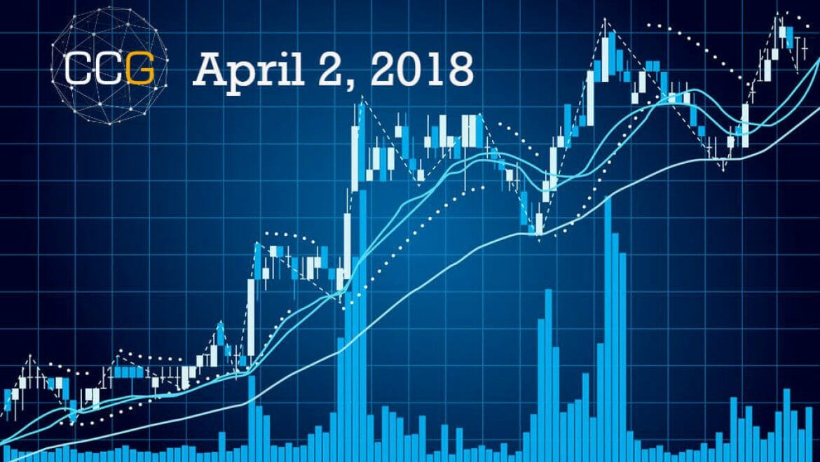 April 2: CRYPTO MARKET OVERVIEW, Bitcoin, Ethereum, Bitcoin Cash, Ripple, IOTA, Litecoin, NEM, Cardano