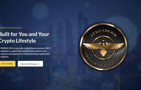 In an Era of Tokens with No Real Use, ATRONOCOM Brings a High-End User Experience and a Real Use Case of a Cryptocurrency to the Marketplace