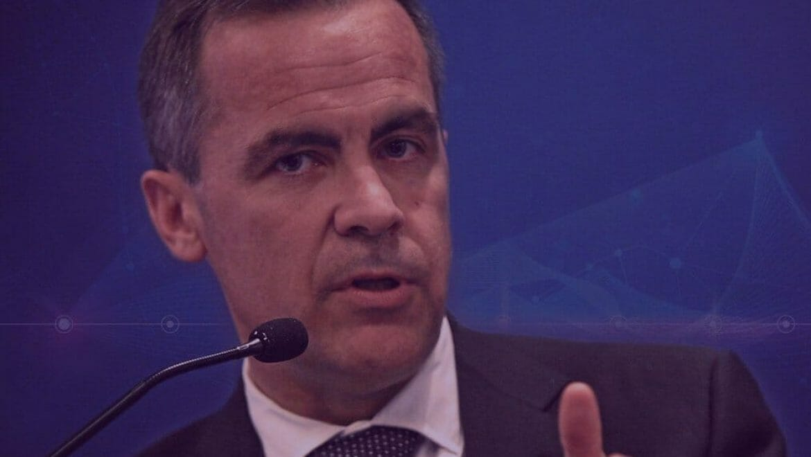 Bank Of England Governor Discusses Digital Currency, Bitcoin