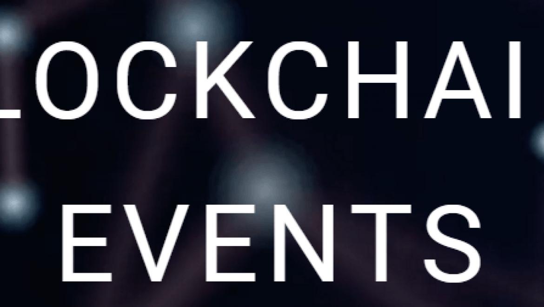 Top 10 International Blockchain Events of 2018