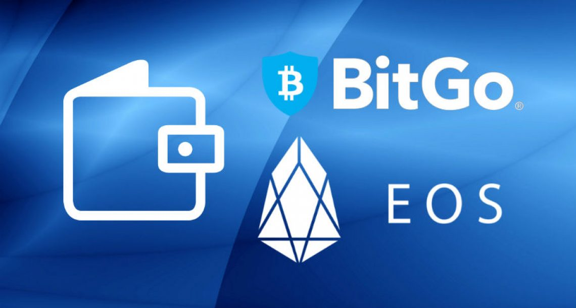 BitGo Launches Multi-Signature Wallet and Custody for EOS