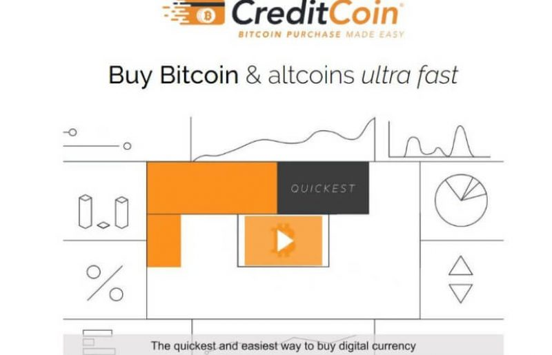 CreditCoin.com Launches for Fastest and Easiest Purchasing of Cryptocurrency