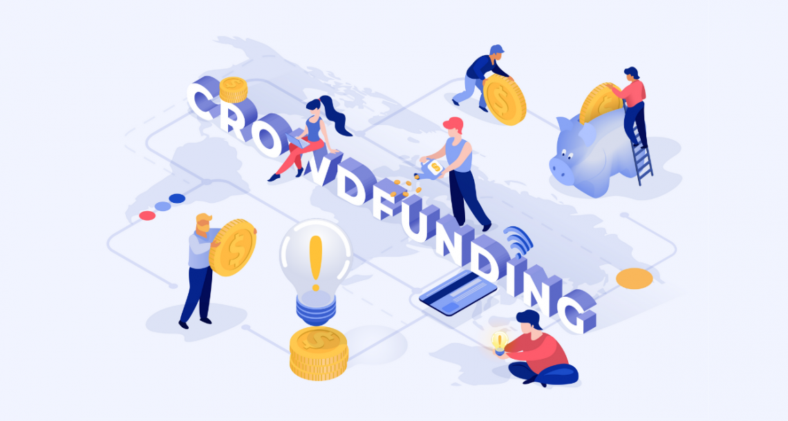 Why Crowdfunding needs Blockchain & Tokenomics