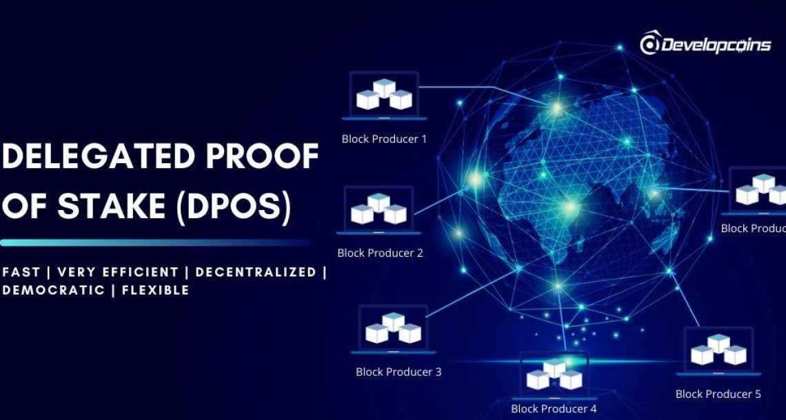 Delegated Proof of Stake (DPoS) – What it Is and How Does it Work?