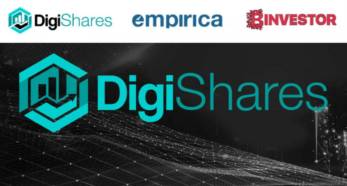 DigiShares and Empirica Finland to Join Forces on Investor Community Platform