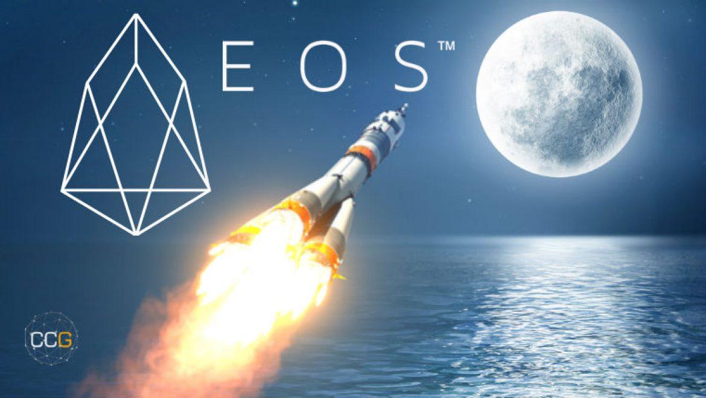 Why EOS Skyrocketed 78% This Week