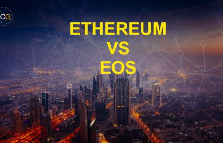 Blockchain Comparison: Ethereum Vs EOS