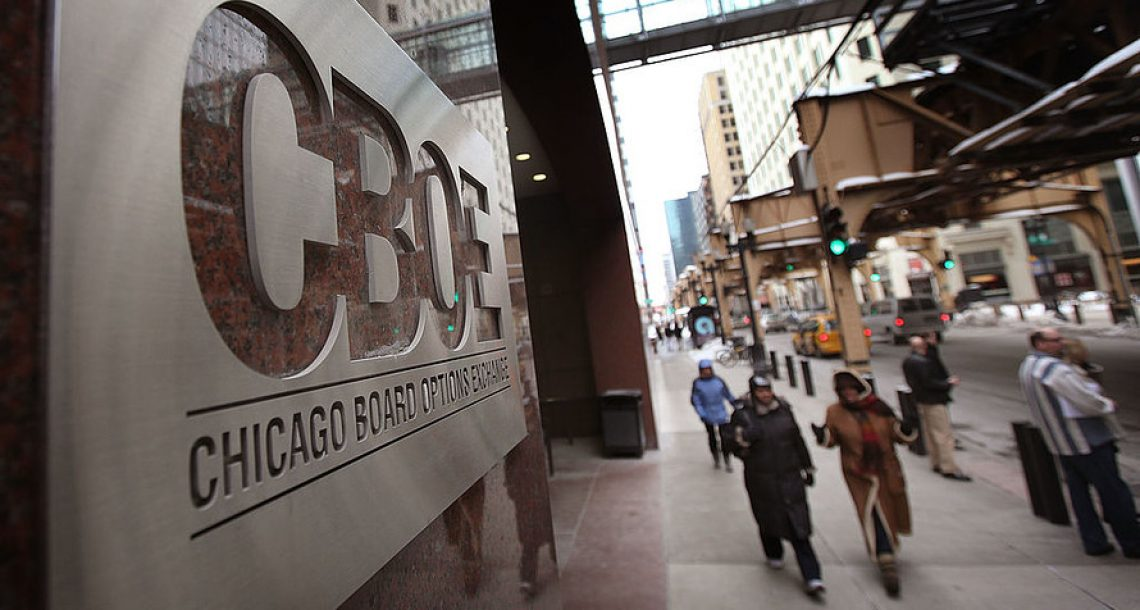 CBOE Drops Bitcoin Futures Contract In March