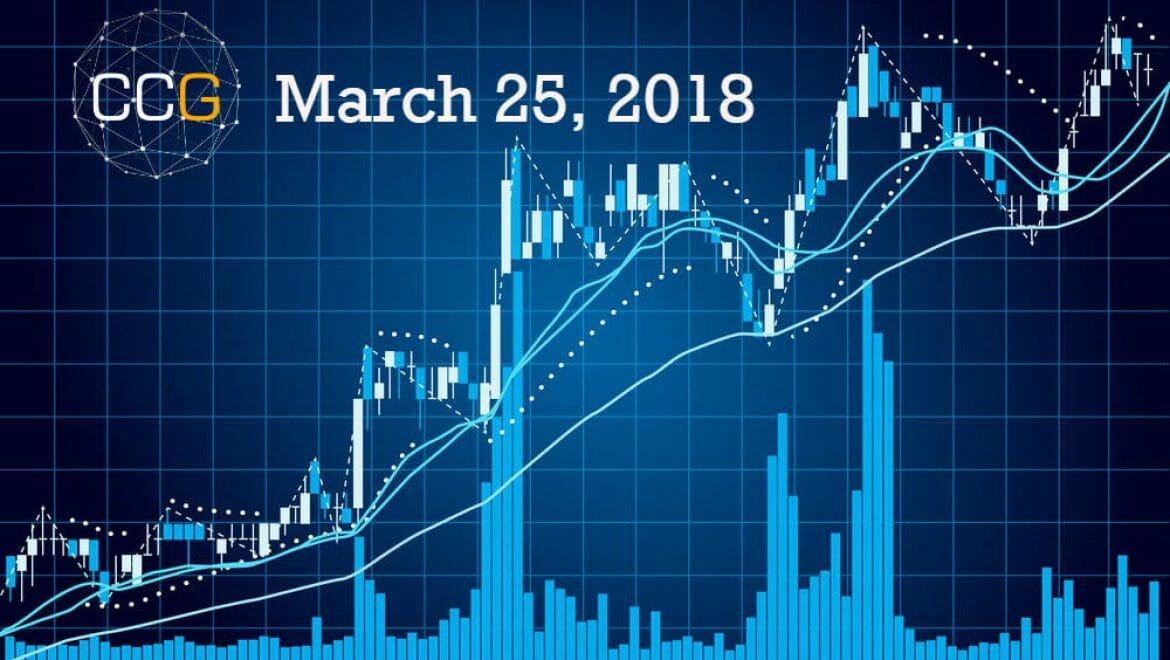 MARCH 25: CRYPTO MARKET OVERVIEW