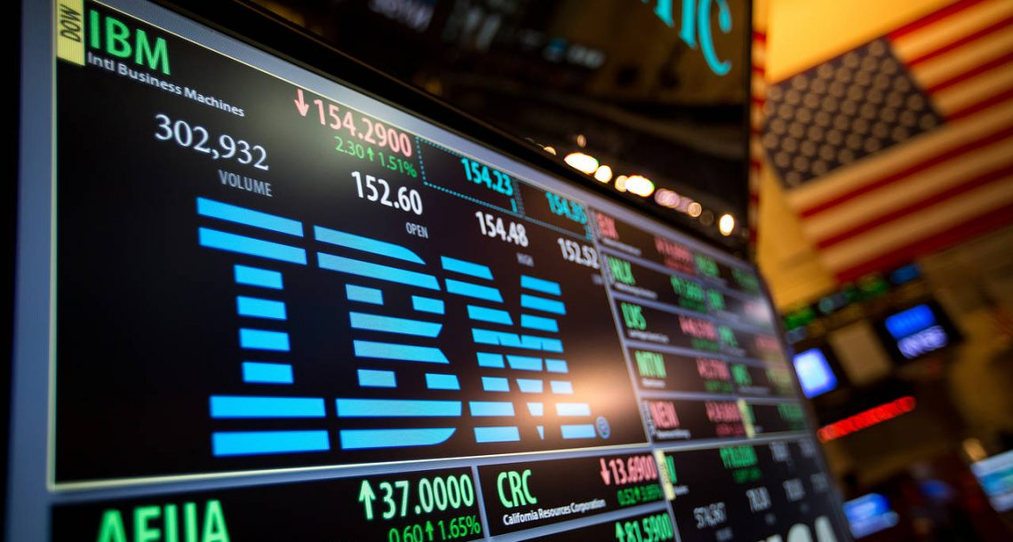 IBM is backing a new cryptocurrency pegged to the U.S. Dollar