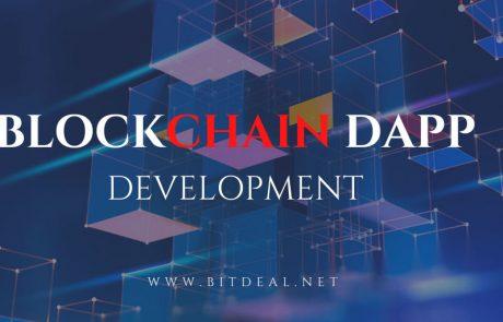 Bitdeal Initiates Blockchain Dapp Development for Various Industry Verticals