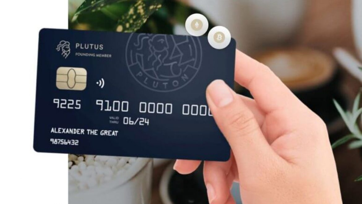 Plutus launched a Tap & Pay Cryptocurrency Debit Card