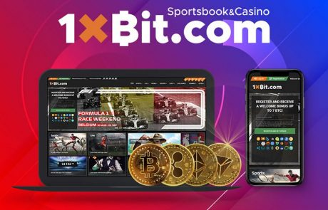1xBit.com: Meet A Superior Cryptocurrency Sportsbook and Casino