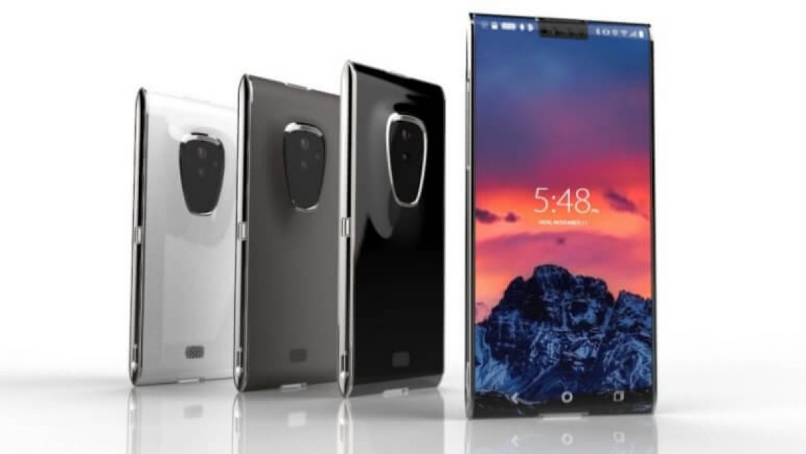 Sirin Labs unveils the world's first blockchain smartphone with embedded cold storage wallet