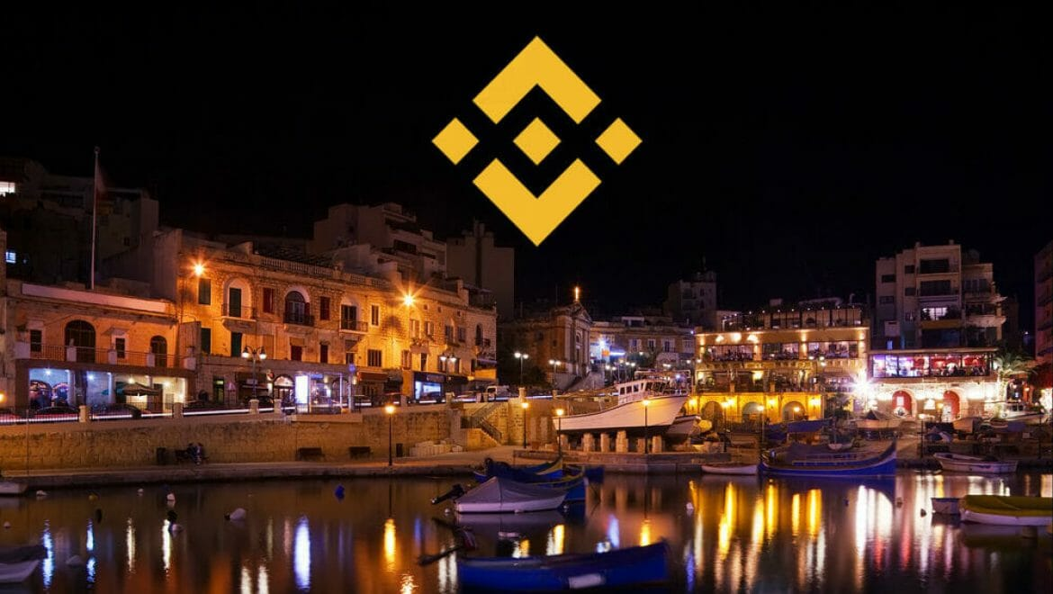 """Binance Moves to """"Blockchain Island"""" of Malta and Will offer EUR Pairs"""