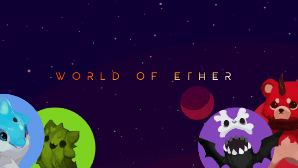 The Hottest New Crypto Collectible Game is World of Ether