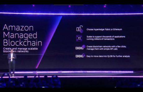 Amazon Managed Blockchain is rolling out